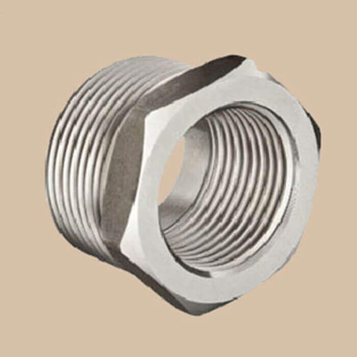 Threaded Bushing Forged Fittings