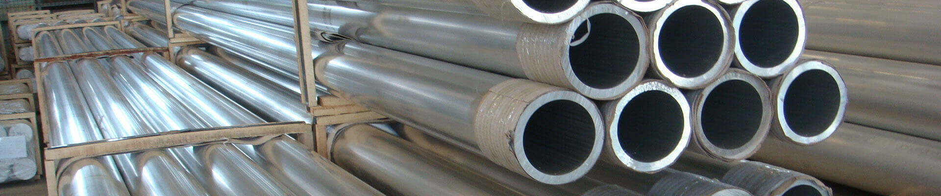 Aluminium 6060 Pipes banner