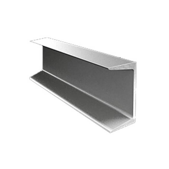Aluminium 7075T652  C Channel