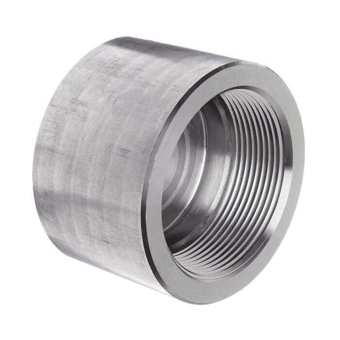 Inconel 718 Forged Cap