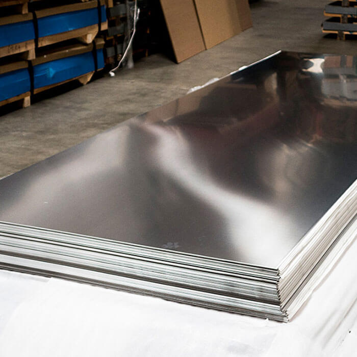 Stainless Steel 347H Plate