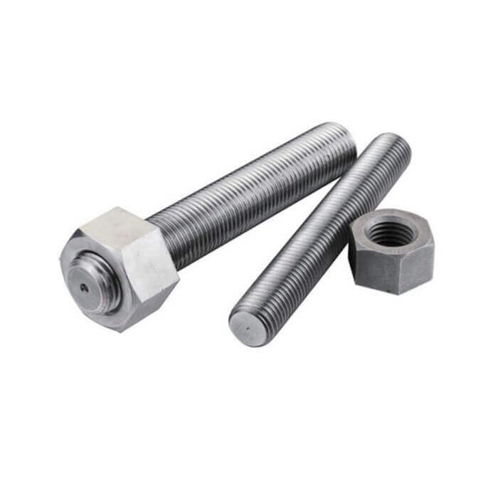 Cupro Nickel 90/10 Studs Bolts